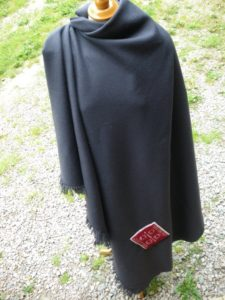 The cloak I've purchased from Claire Marshall at Plateau Imprints