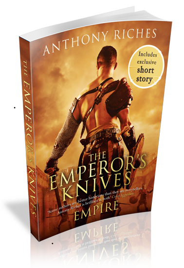 Empire Series: The Emperors Knives