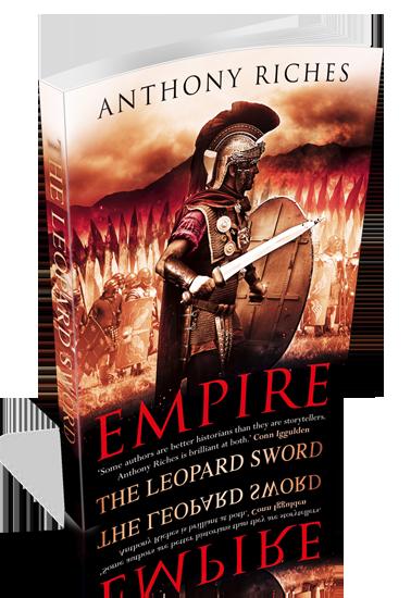 Empire Series: The Leopard Sword