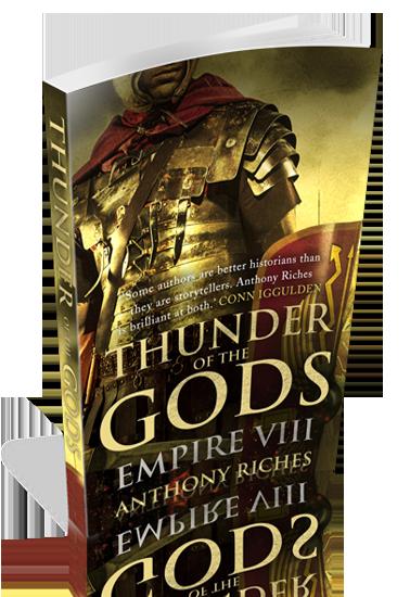 Empire Series: Thunder of the Gods